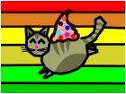 the more realistic nyan cat