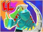 Latch  from Lethal League
