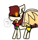 kitkat as a pony and reqhests?-kena