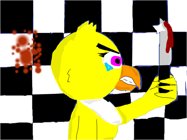 Angry Chica