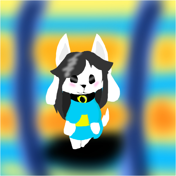 Temmie! (Veri Smol Drawing)