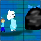 BlueberryTale. Comic (Prt. 2) (End of the RUINS)