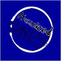 Maxmized GAMES Logo (unfinished)