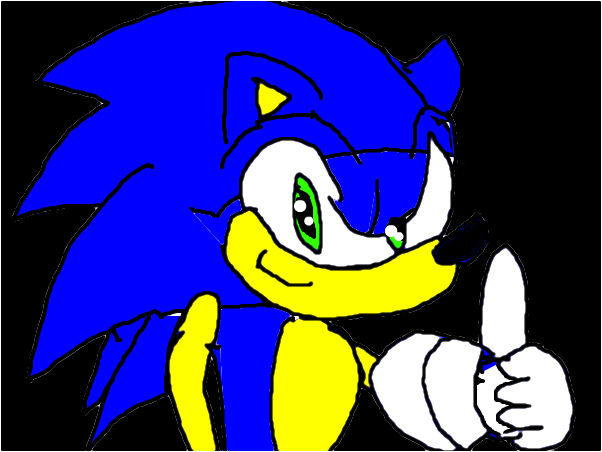 Still not finished with meh 16-bit Sonic