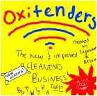 Oxicleaners poster