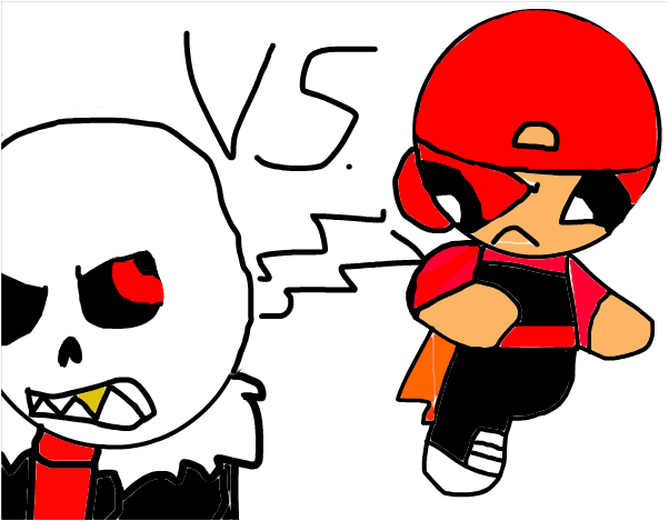 underfell sans vs brick slimber com drawing and painting online