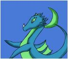 Water Dragon Epic Form