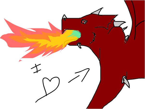 I LOVE DRAGONS XD