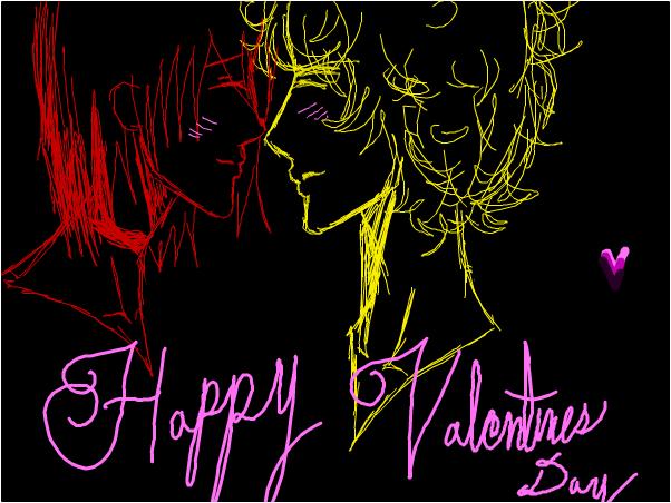 Happy V-Day~TokyoPanic<3