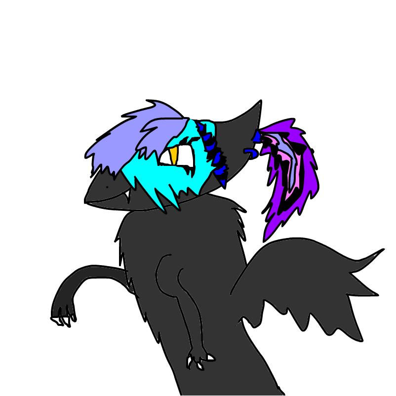 My    Dragon      Fursona