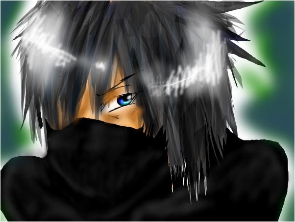 Ninja [Quick Sketch]