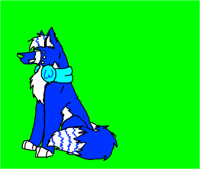 My new look?~Wolf
