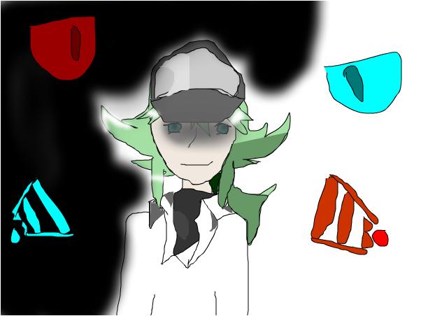 N from Pokemon