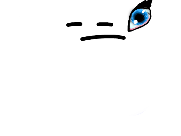 I suck at making eyes -.-