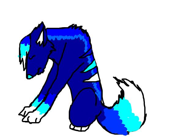 Sad song ~wolf