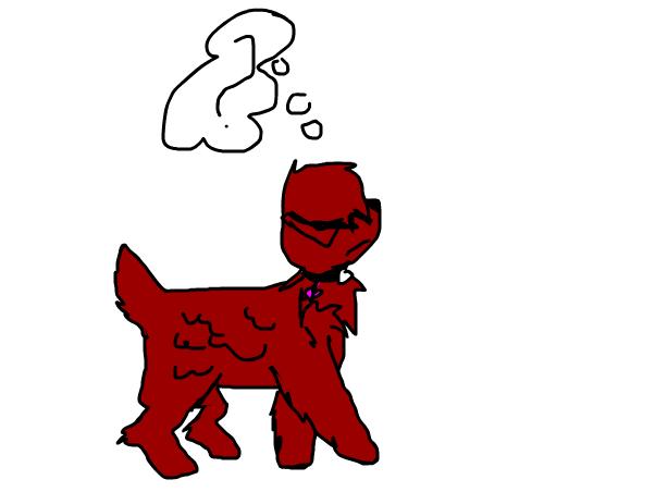 my dog animated~bunny