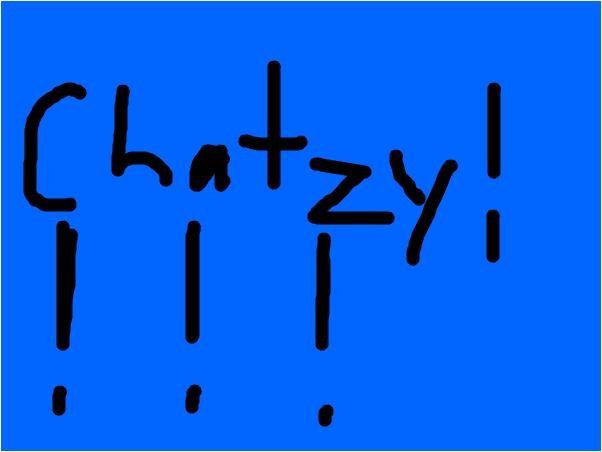 I am on chatzy