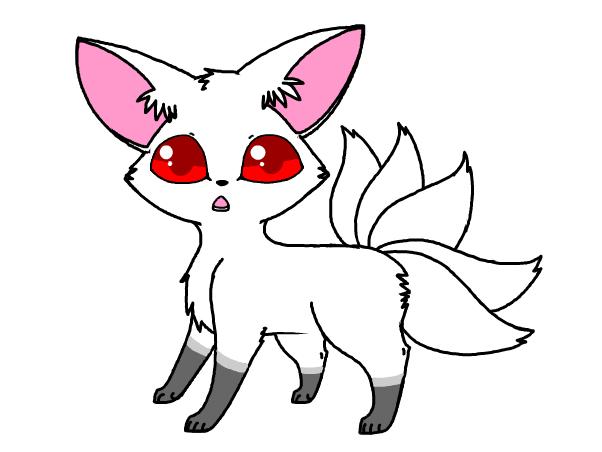 Yobi the 5tail fox