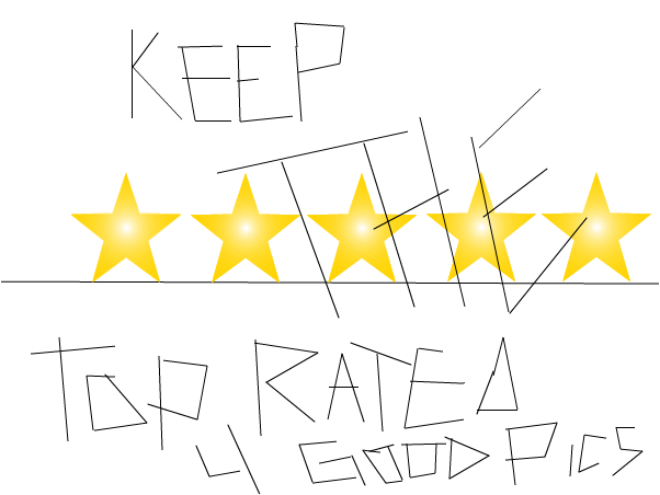 Keep top rated top rated