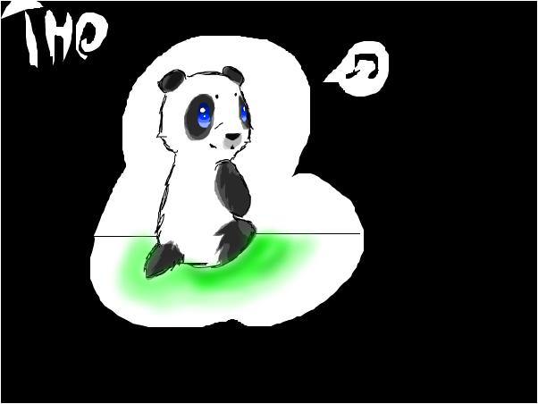 Panda for Sammi chan