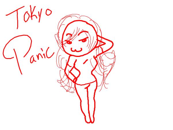 A TokyoPanic Message!