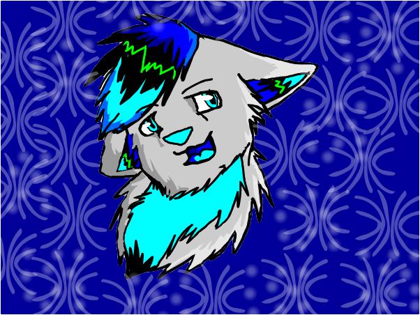 I want fanart~wolf