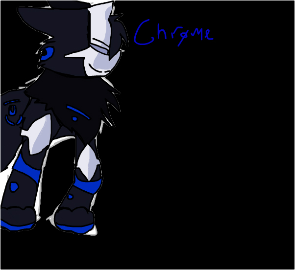 !Chrome! .:That Skeleton Grin:.