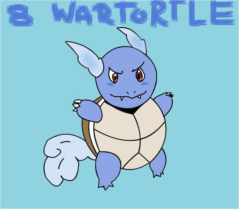 Wartortle 008
