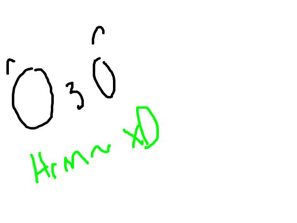 o3o I wonder~ >w> XD