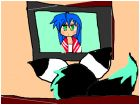 ive been watching tons of lucky star xD