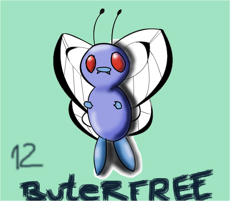 Buterfree 012