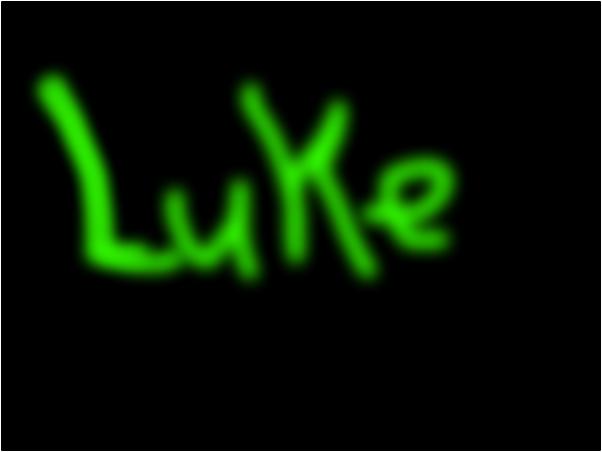 Back on~ Luke