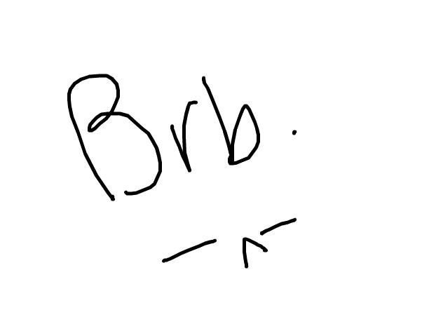 brb -pandie - _ -