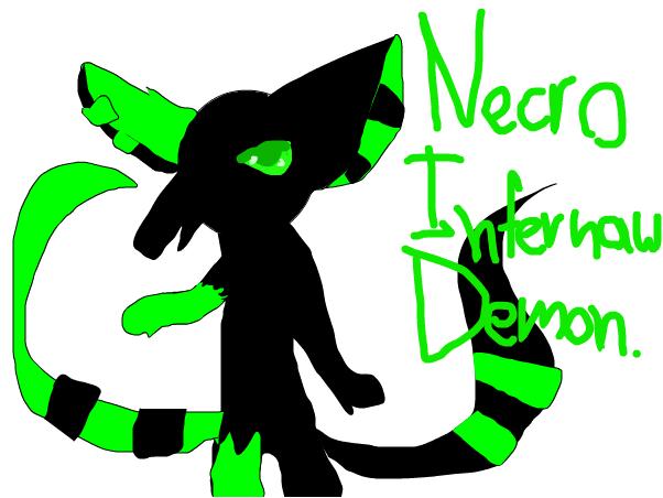 Necro Infernaw Demon