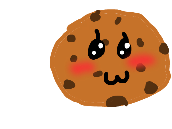 I'm a cookie!
