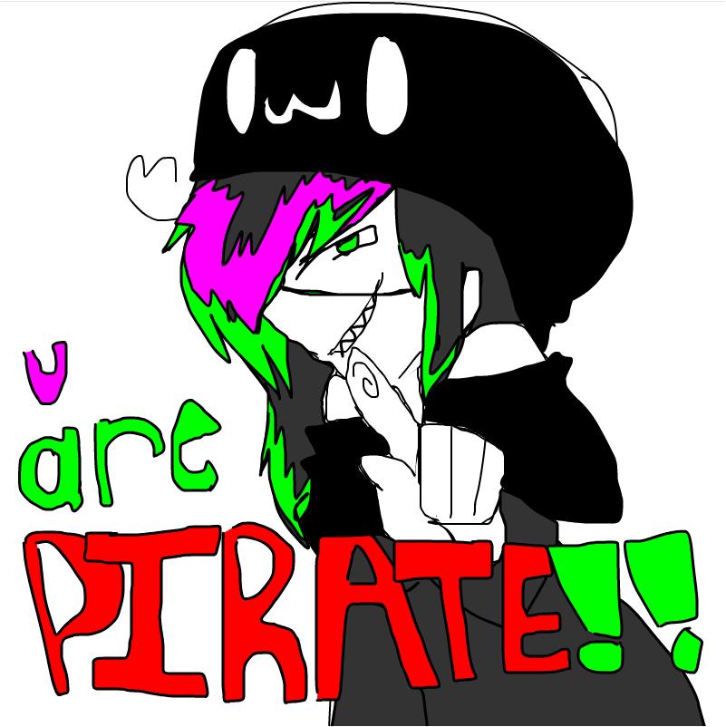 U ARE PRRATE!!~Hpyno
