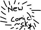 New comic ~Sky