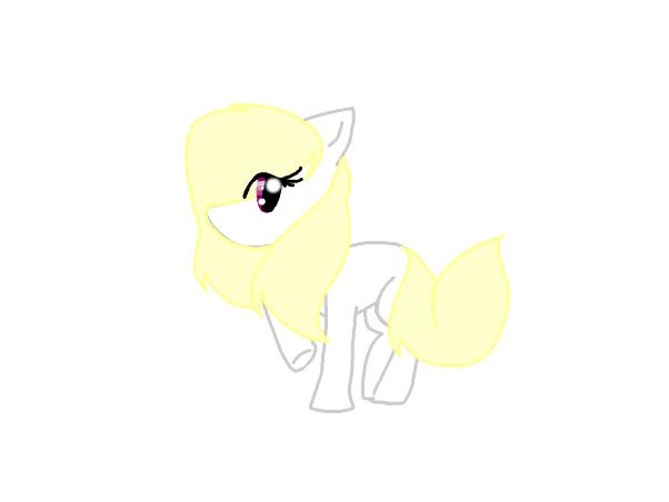 I I was a pony (FAIL)