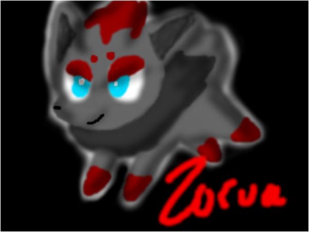 Zorua (Any RQ?)
