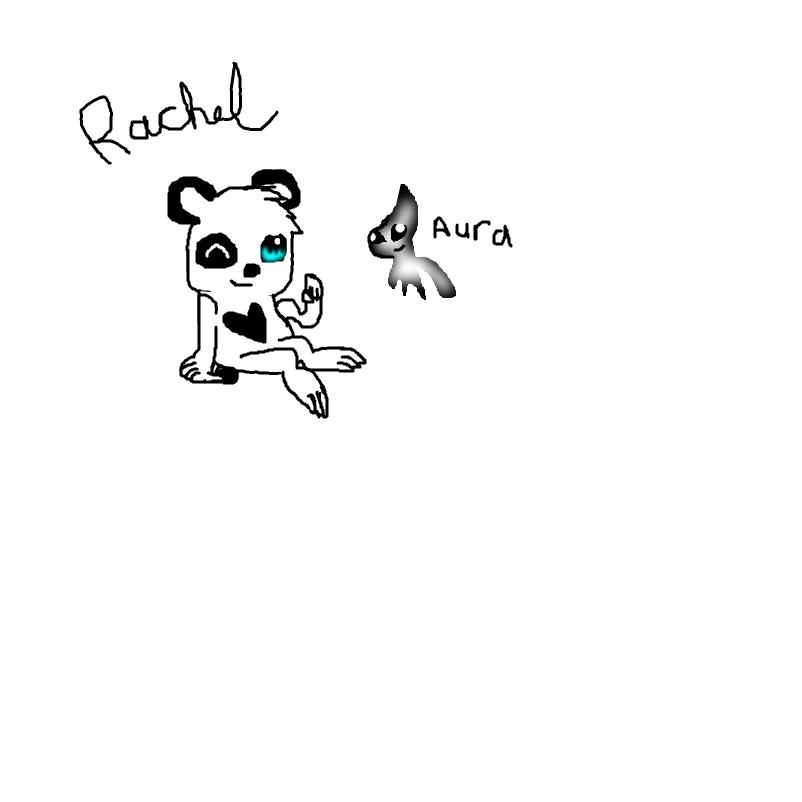 My real life friend Rachel's rQ.