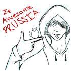 Punk Prussia Sketch