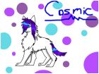 Cosmic Fanart