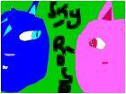 Sky + Rose