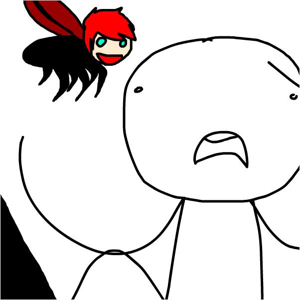 that stupid huge bug