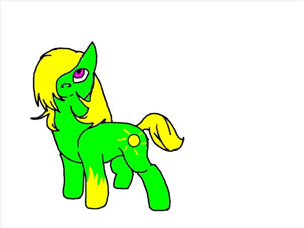 adoptble my little pony...