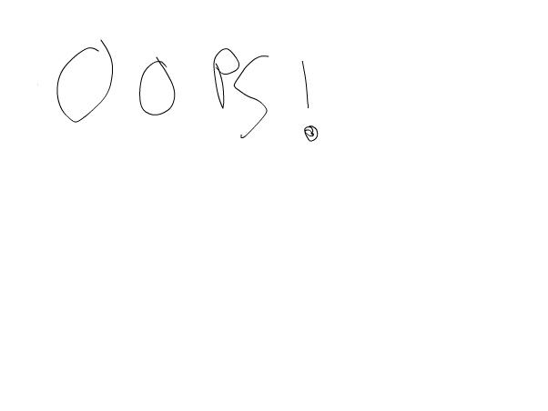 OOPS!!!!!! ~ MOD