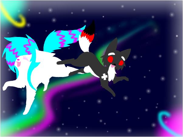 Galaxy fun with Misfits~