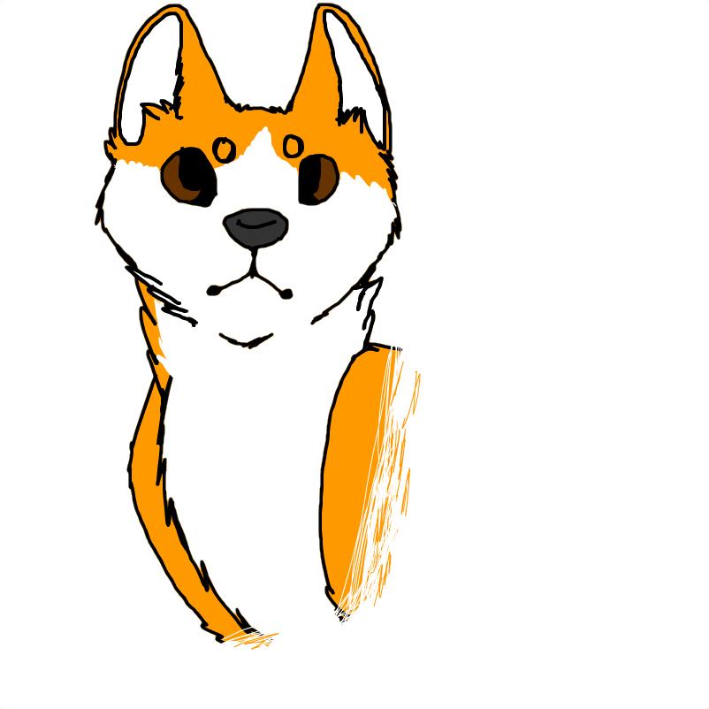 I can draw doggies too.