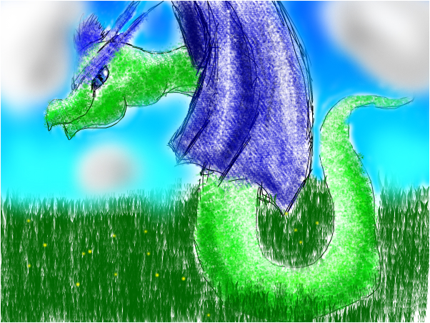 Serpent Dragon