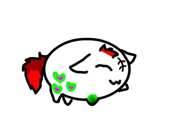 Dancestar's Chubbie (Request)